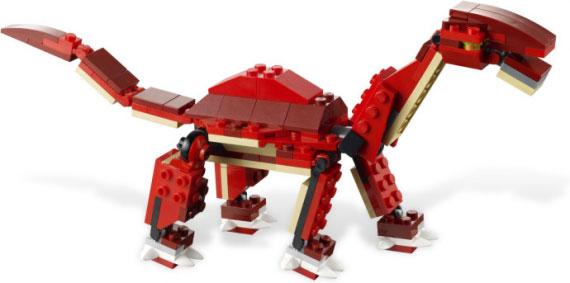 Динозавр хищник