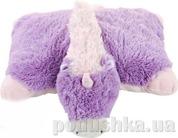 Декоративная подушка Волшебный единорог Pillow Pets 25x27x45 см  Pillow Pets