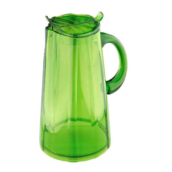 Кувшин с крышкой Siesta 2 л.  Granchio зеленый