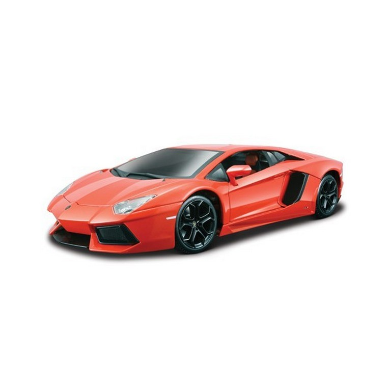 Авто-конструктор Lamborghini aventador LP 700-4 Bburago 18-15056