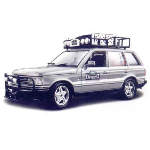 Автомодель - Range Rover (серебристый, 1:24)