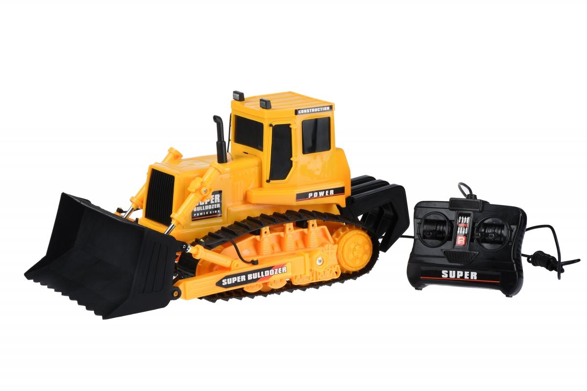 Машинка Same Toy Mod-Builder Бульдозер с пультом управления S899Ut