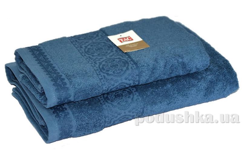 Набор махровых полотенец TAC Janti дымчато-голубых