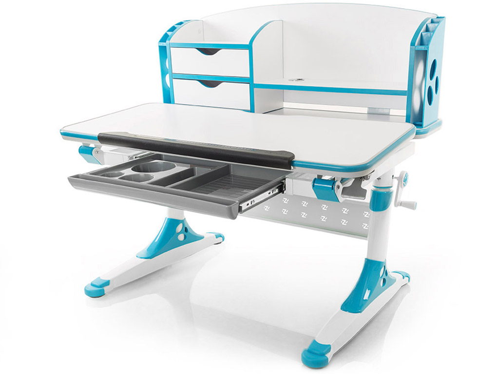 Детский стол Evo Kids Aivengo M Blue Evo-700 WB