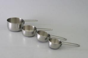 Набор Кокотниц 4 предмета(нерж сталь) 6151