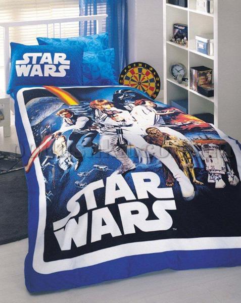 Постельное белье TAC Star Wars
