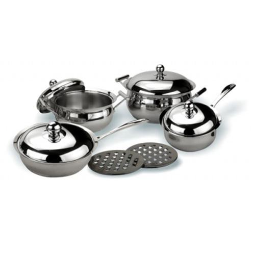 Набор посуды Vitesse VS-1009  (Annette) 9 предметов