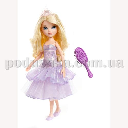 Кукла Moxie серии Принцессы - Эйвери со светящейся короной