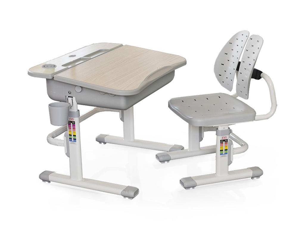 Комплект парта и стульчик Evo Kids Evo-03 G