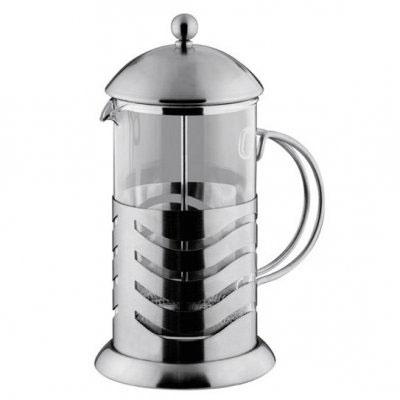 Кофейник /Заварник (нерж.+стекло, 350мл.) Vinzer 89369