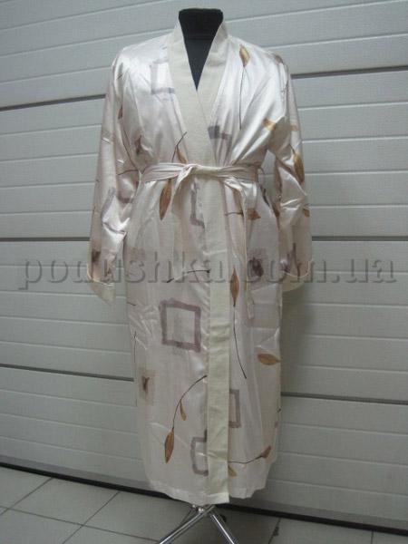 Халат женский длинный Nusa NS-9015-032