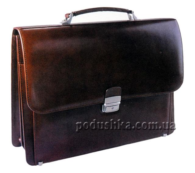 Портфель кожаный мужской 2003