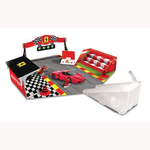 Игровой набор Гонки Ferrari