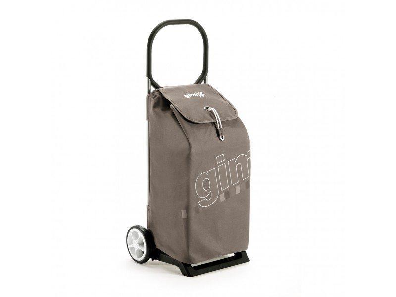 Сумка на колесиках Gimi Italo 40,5х34,5х92,5 см GM01530 серая
