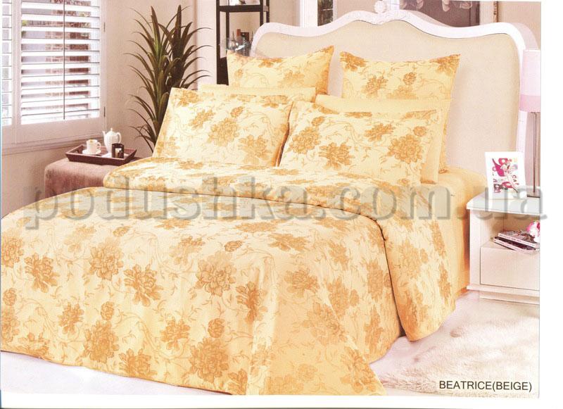 Постельное белье Beatrice beige ARYA