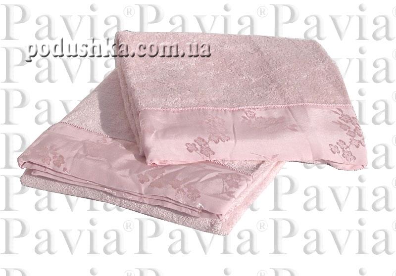 Набор полотенец Pavia жаккард-сатин