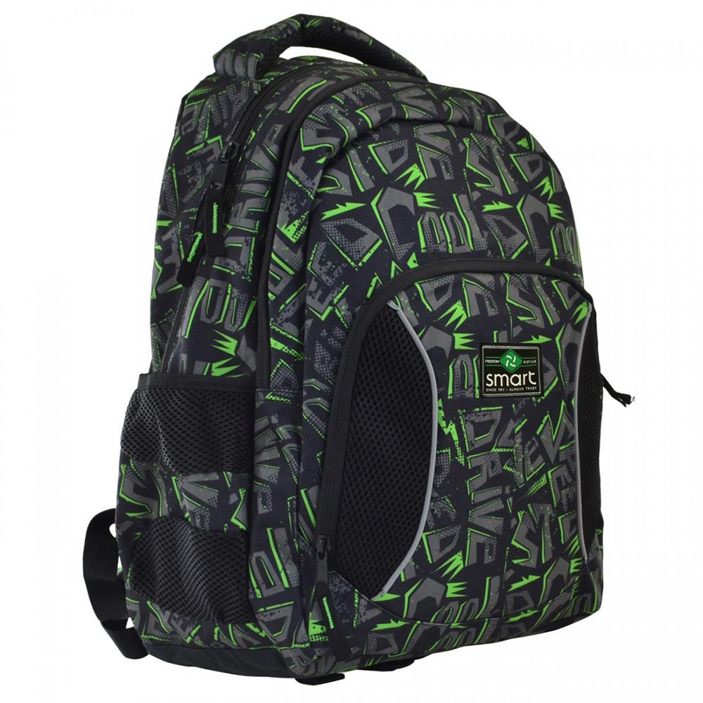 2acc81926344 Рюкзак школьный Smart SG-25 Drive купить в Киеве, школьные рюкзаки ...