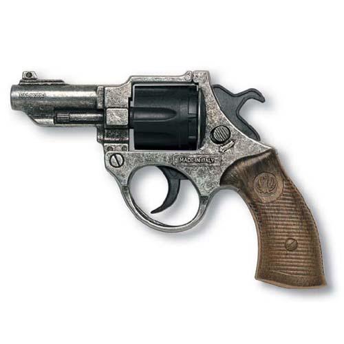Полицейский револьвер - FBI FEDERAL (8-зарядный)