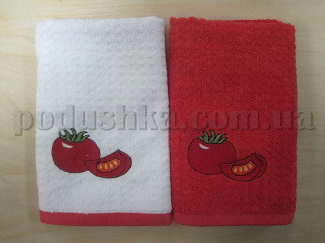 Набор махровых кухонных полотенец Mariposa Помидор