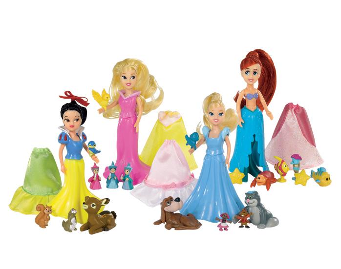 Мини Принцесса с друзьями Princess