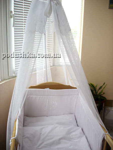 Спальный комплект для детской кроватки Руно Мишки