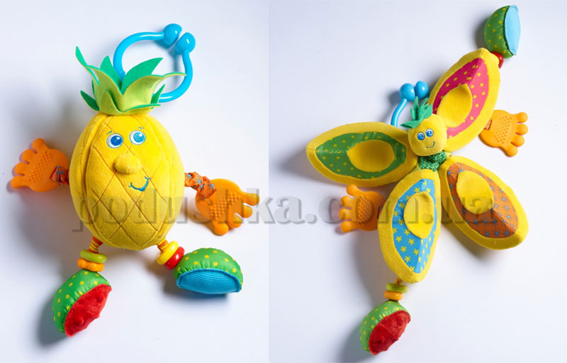 Погремушка TINY LOVE Волшебный ананас