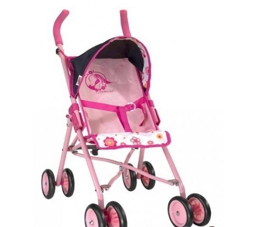 Коляска летняя  Loko Toys Fashion 97022 35х50х70 см