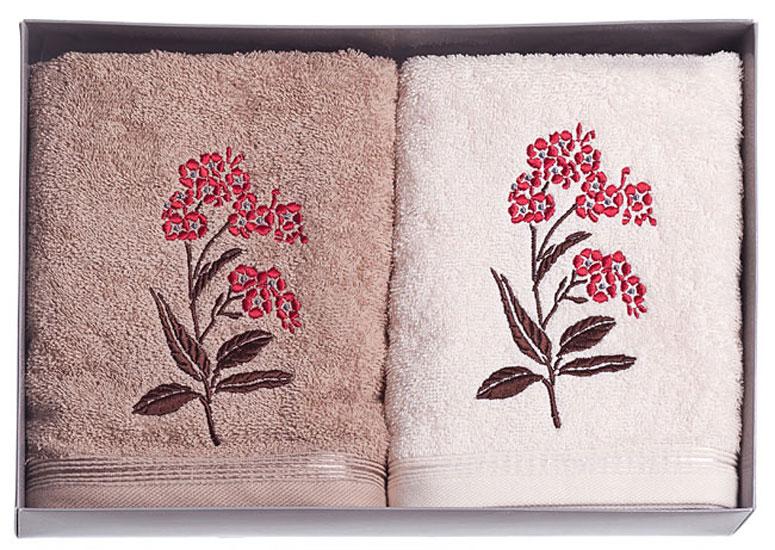 Набор махровых полотенец BELGA