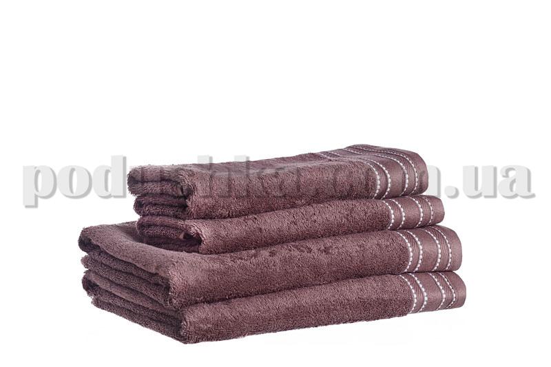 Полотенце махровое INCI кофейный
