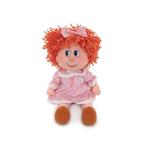 Мягкая игрушка Кукла Любаша