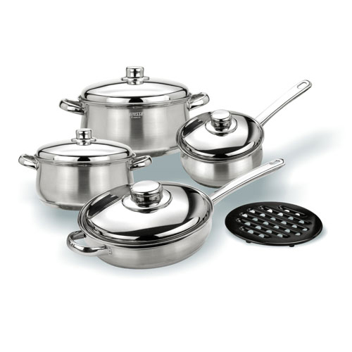 Набор посуды Vitesse VS-1006 9 предметов