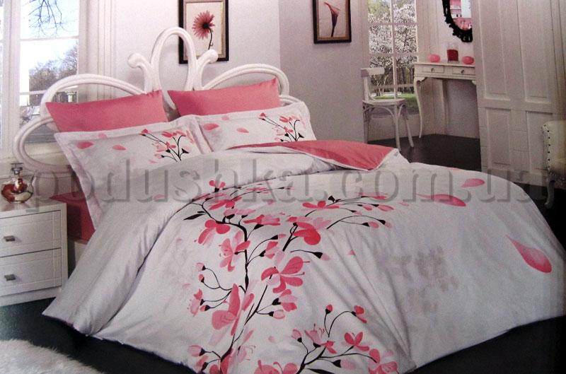 Постельное белье Mariposa Sakura beyaz