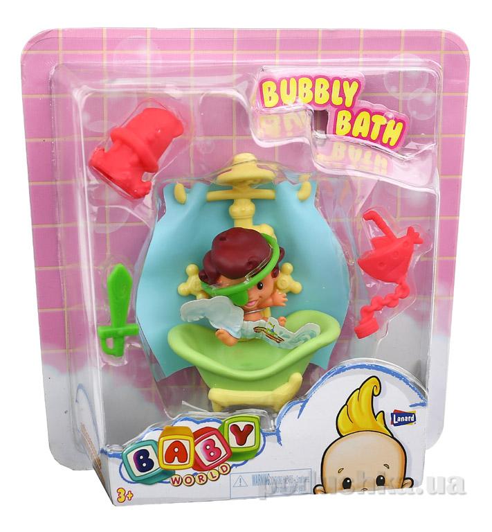 Игровой набор Lanard Baby world Ванная комната   Lanard