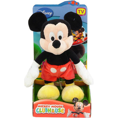 Мягкая игрушка Мышонок PPDP0800569