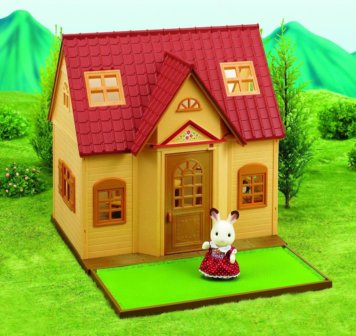 Домик Шоколадного Кролика Sylvanian Families New 5054131052426