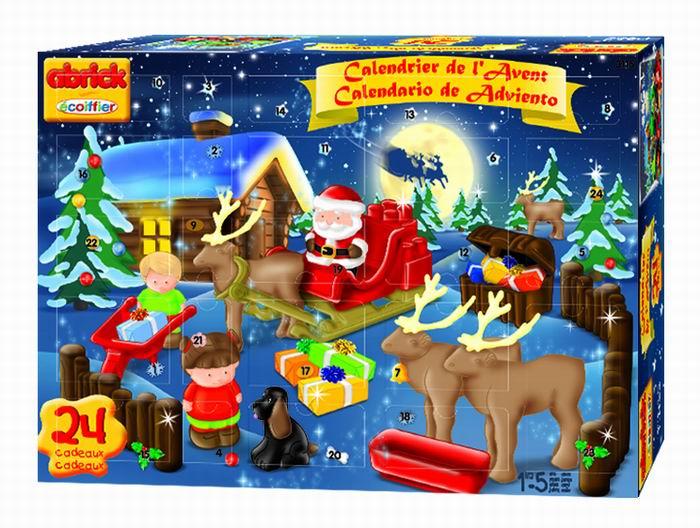Конструктор Merry Christmas, Abrick