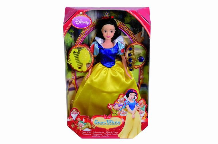 Кукла Белоснежка с аксессуарами Princess