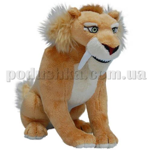 Мягкая игрушка Тигр Диего 28 см