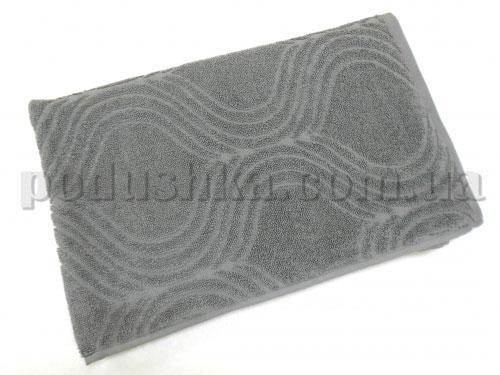 Полотенце махровое Belle-Textile Breeze серое