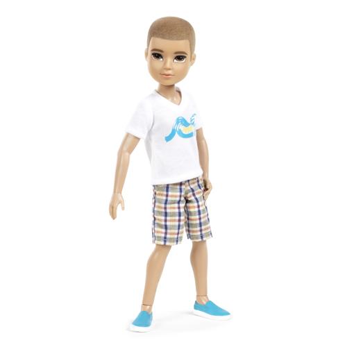 Кукла-мальчик Moxie серии Каникулы нон-стоп - Оуен