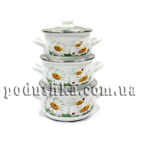 Набор посуды 3 предмета  ЮЛИАНА