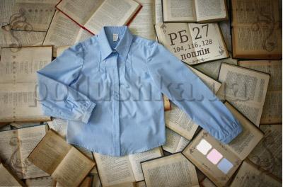 Рубашка детская Бемби РБ27 поплин