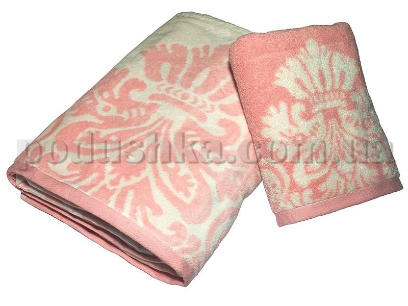Набор полотенец Pavia PARIS PINK розовый
