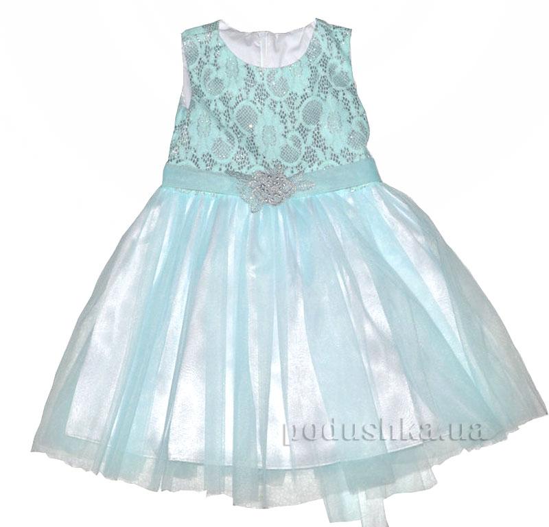 Платье для девочки Деньчик 7101 116  Деньчик