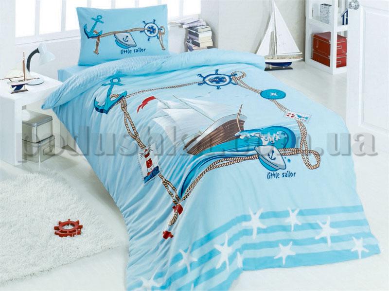 Детский комплект постельного белья Issimo LITTLE SAILOR