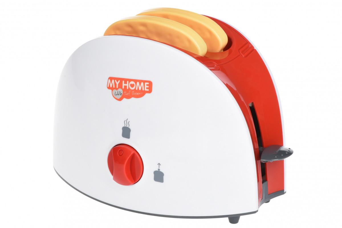 Игровой набор Same Toy My Home Little Chef Dream Тостер 3223Ut