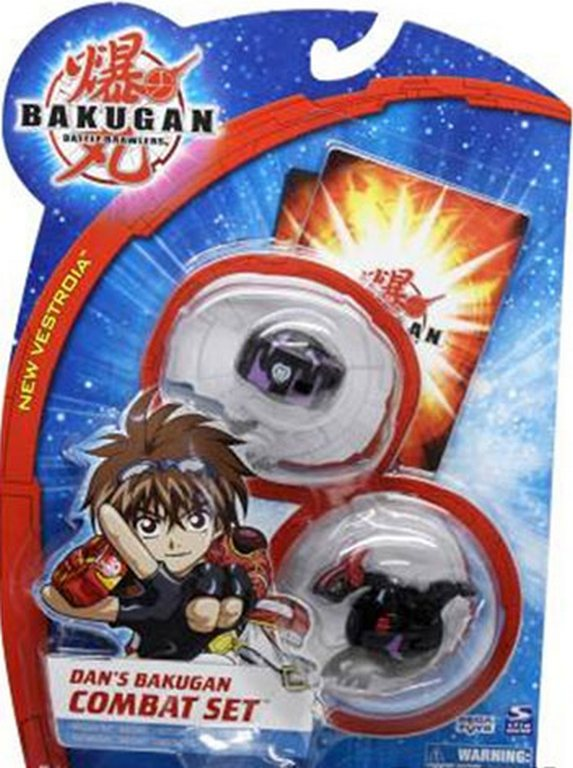 Игровой набор Bakugan Combat Set S3 64327-6014704-ВК-S3