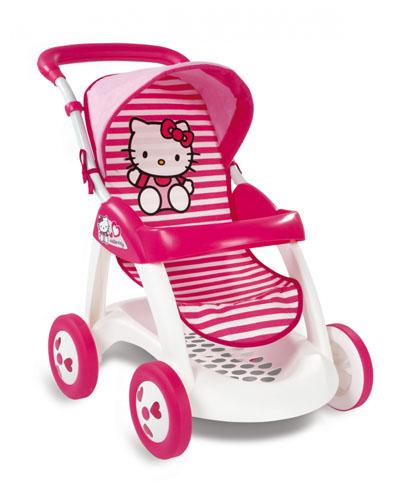 Коляска для прогулки  Hello Kitty