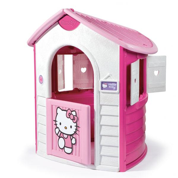 Детский игровой домик Hello Kitty