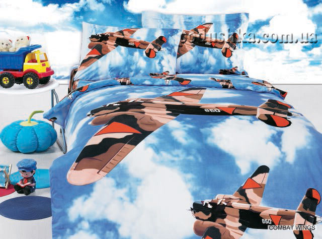Комплект постели Combat wings, ARYA